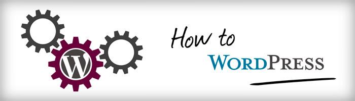 How to Wordpress reacties aan en uit schakelen tip